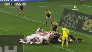 Hurricanes v Chiefs Semi-final 1 2016 | Super Rugby Video Highlights