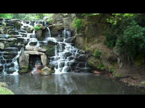 Virginia Water Lake in Windsor Great Park [HD]