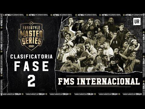 FMS INTERNACIONAL 2020 - 2021 | DÍA 2 - FASE DE GRUPOS | Urban Roosters