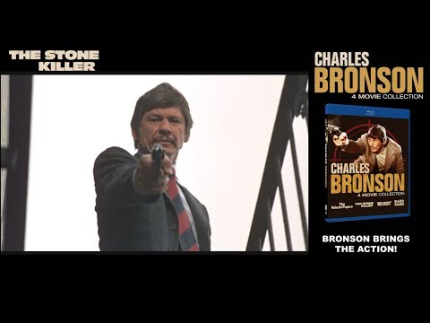 Charles Bronson - 4 Movie Collection - Available on Blu-ray