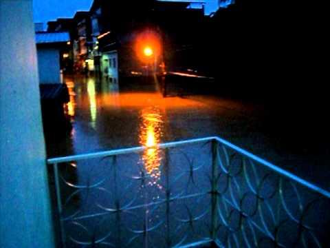 Enchente em Guiricema MG