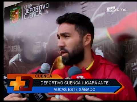 Deportivo Cuenca jugará ante Aucas este sábado