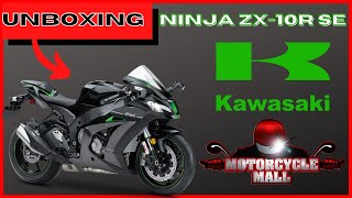 10. 2018 Kawasaki Ninja ZX-10R SE | Unboxing