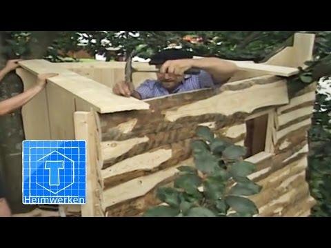 baumhaus selber bauen tooltown heim garten ideen blog. Black Bedroom Furniture Sets. Home Design Ideas