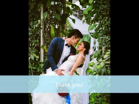 KIMXI-Bride For Rent Wedding Pictures (before and after)