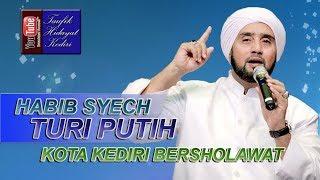 Video Turi Putih - Habib Syech feat Gus Wakhid Ahbaabul Musthofa Kota Kediri Bersholawat MP3, 3GP, MP4, WEBM, AVI, FLV Juni 2019