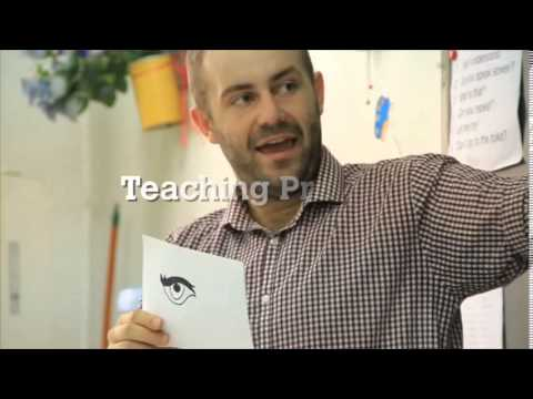 China Paid Teaching with TEFL Video