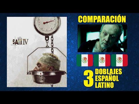 El Juego del miedo 4 [2007] Comparación de 3 Doblajes Latinos | Original y Redoblajes | Español
