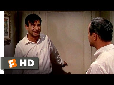 The Odd Couple (7/8) Movie CLIP - Oscar Breaks Down (1968) HD
