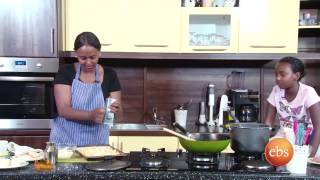 Giordana's kitchen show, home recipe for Macaroni and cheese