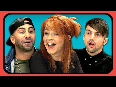 YouTubers React to Star Wars: The Force Awakens