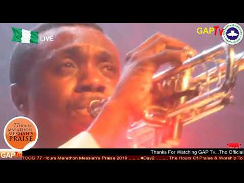 Nathaniel Bassey Powerful Praise @ Rccg 77 Hours Marathon Messiah's Praise 2019