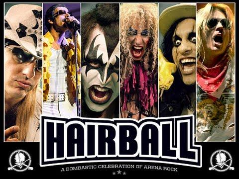 Oktoberfest 2015 featuring Hairball - Fort Dodge, Iowa