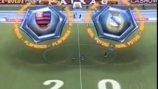 Flamengo 2x0 Real Potosí - Libertadores 2012
