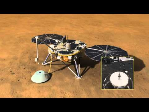 Animation of the Spacecraft