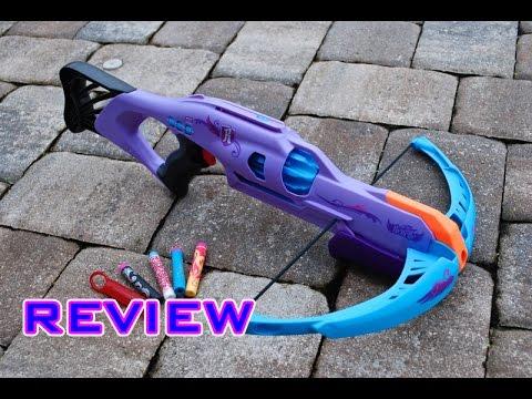 [REVIEW] Nerf Rebelle Codebreaker