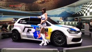 Time Lapse The 43th TOKYO MOTOR SHOW 2013