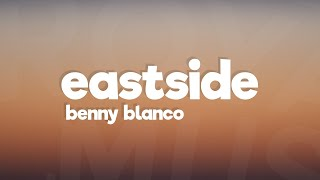 Video Benny Blanco, Khalid, Halsey - Eastside (Lyrics) MP3, 3GP, MP4, WEBM, AVI, FLV Juli 2018