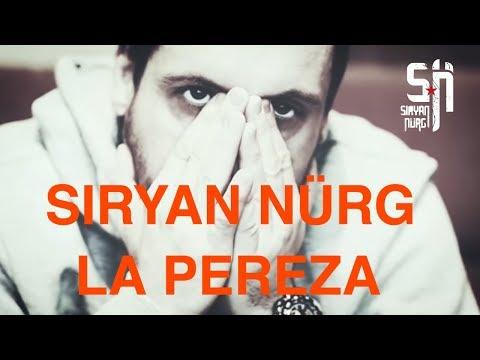 Siryan Nürg presenta 'La pereza'