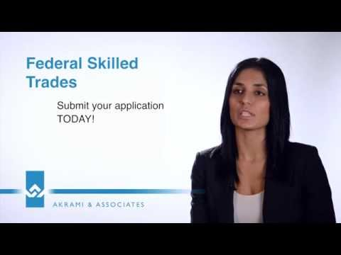 Federal Skilled Trades Program Video