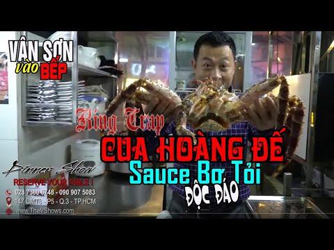 Vân Sơn Vào Bếp | Cua Hoàng Đế King Crab Là Ngon Nhất - Thời lượng: 58:51.