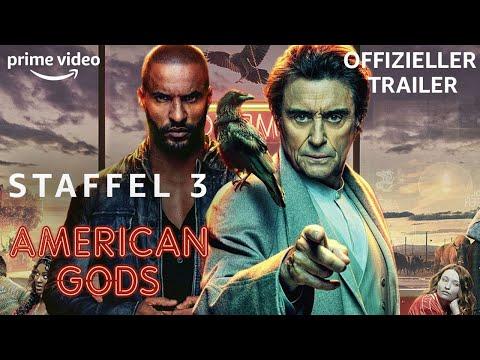 American Gods Staffel 3 | Offizieller Trailer | Prime Video DE