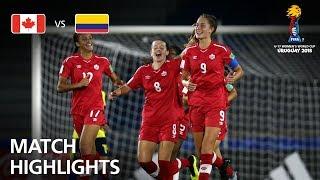 Video Canada v Colombia  - FIFA U-17 Women's World Cup 2018™ - Group C MP3, 3GP, MP4, WEBM, AVI, FLV November 2018