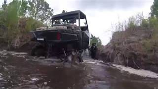 5. Will the Polaris Ranger make it out!!