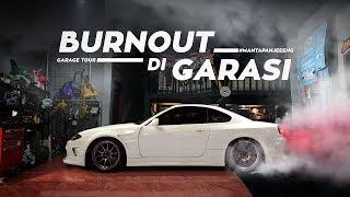 Video CARVLOG: Garage Tour + Burnout di Garasi MP3, 3GP, MP4, WEBM, AVI, FLV Juni 2018