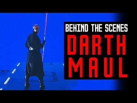 Darth Maul   Behind The Scenes History