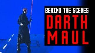 Video Darth Maul | Behind The Scenes History MP3, 3GP, MP4, WEBM, AVI, FLV Agustus 2017