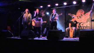 Video Candy Land Acoustic (Rock Café Prague 27.1.2013)