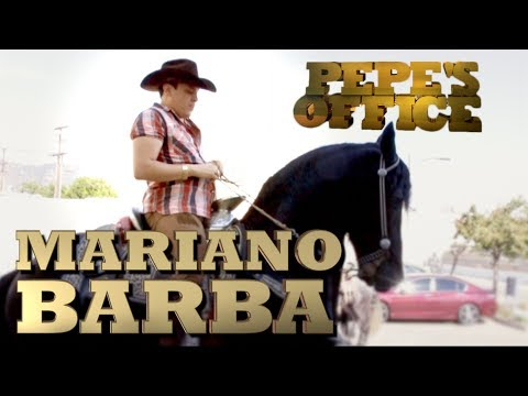 MARIANO BARBA LLEGA CON TODO Y CABALLO - Pepe's Office - Thumbnail