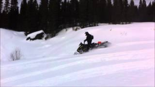 8. Skidoo Summit x 800r Etec 2014