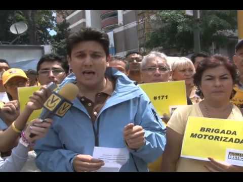 Primero Justicia propone políticas efectivas para disminuir los índices delictivos en Caracas