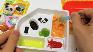 DIY Japanese Candy #202 Lunch Box Kit Popin Cookin