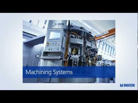 MIKRON - Machining Markets