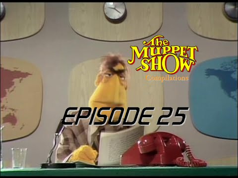 The Muppet Show Compilations - Episode 25: Muppet News Flash (Season 1)