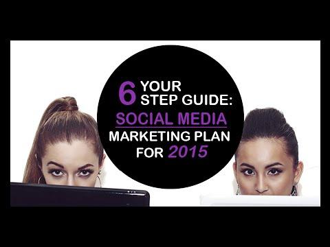 Social Media Marketing Plan – Your 6 Steps For 2015!