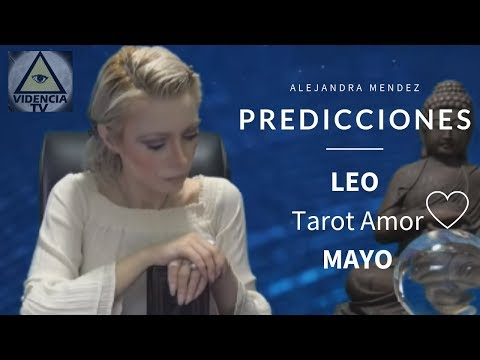 Tarjetas de amor - Leo Tarot Amor Mayo 2019