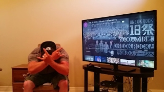 """Video ONE OK ROCK """"WE ARE LIVE"""" REACTION! A POWERFUL SONG, YOU'RE NOT ALONE!! MP3, 3GP, MP4, WEBM, AVI, FLV Agustus 2018"""