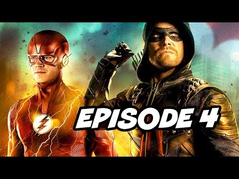 Arrow Season 7 Episode 4 and The Flash Season 5 News Explained