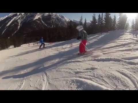 Ski Big 3 , Alberta, Canada
