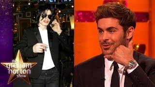 Video Zac Efron Made Michael Jackson Cry! | The Graham Norton Show MP3, 3GP, MP4, WEBM, AVI, FLV April 2018