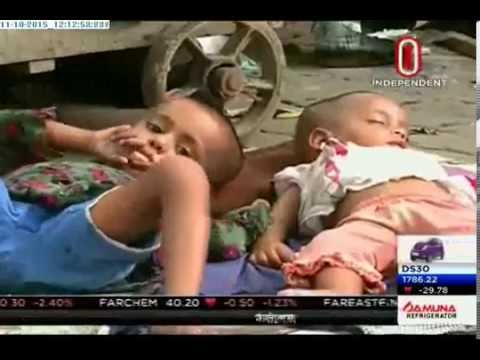 Neglected street children in capital (11-10-2015)