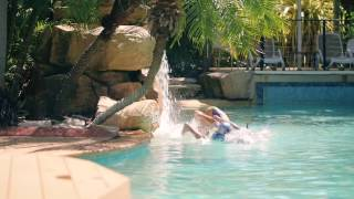 Set within tropical landscaped gardens and featuring a Resort style lagoon style pool, this is the ideal spot for a holiday, short break or business stay when travelling to Darwin.