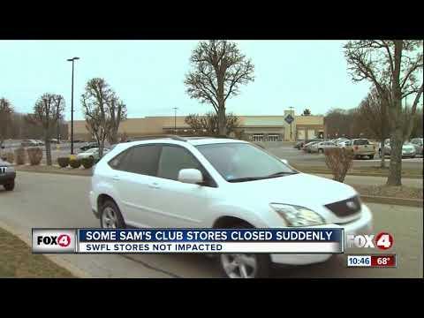 Sam's Club Abruptly Closes 53 Stores