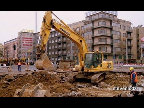 Bagger - Bulldozer - Lader etc. - Entwicklung von Lodz Polen