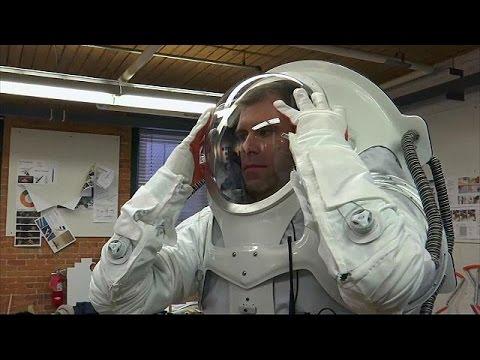 Νέες διαστημικές στολές για αποστολές στον Άρη