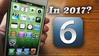 iOS 6 Revisited: 2017 Retro Review